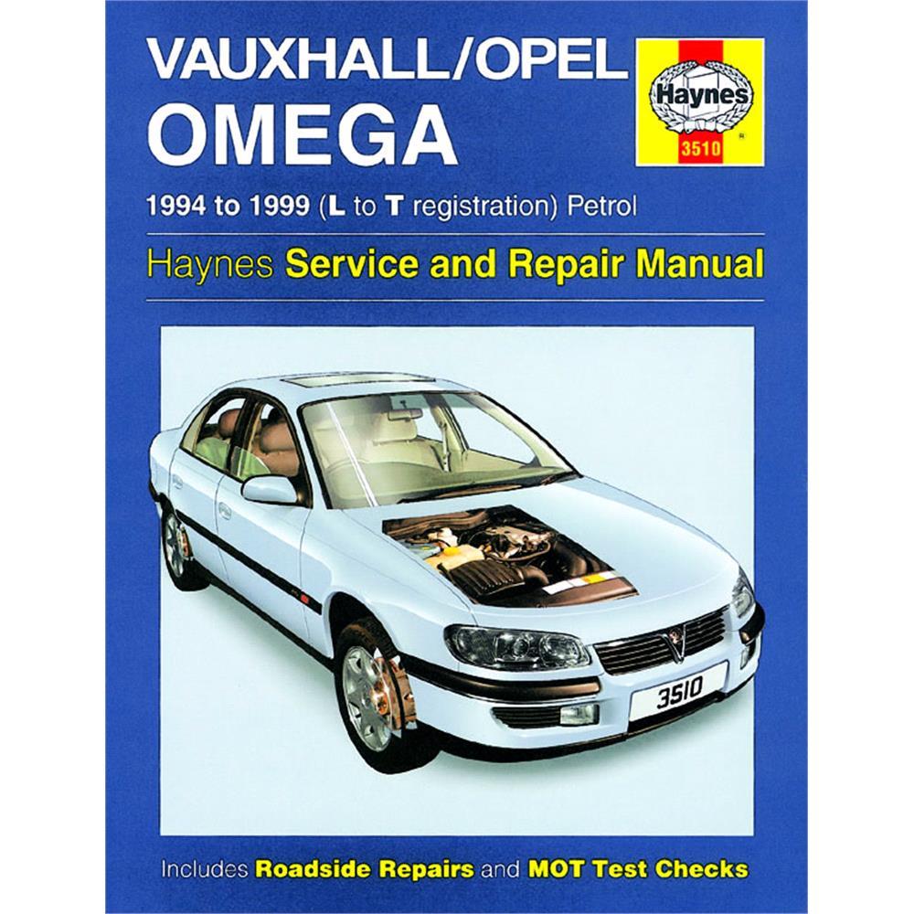 Vauxhall opel omega 94 onwards micksgarage for Garage opel 94