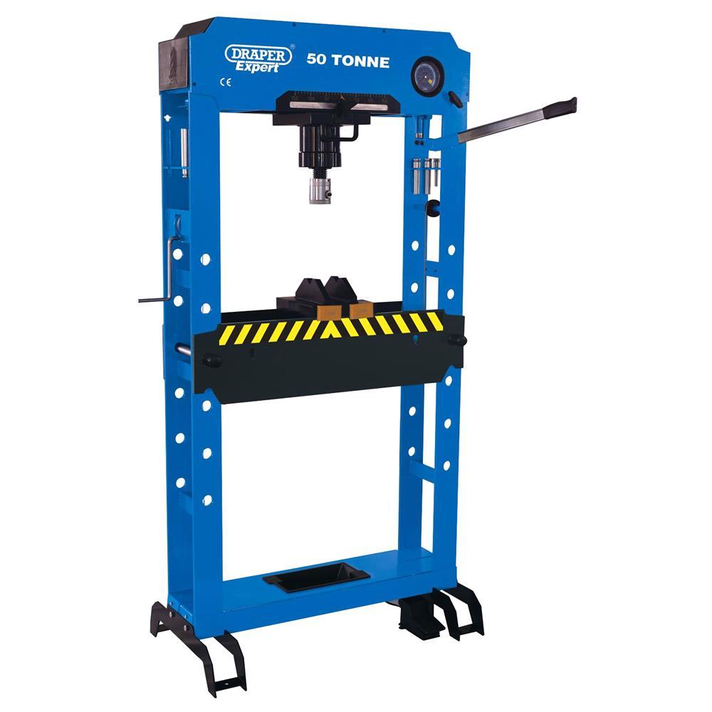 Draper 35582 Hydraulic Floor Press 50 Tonne