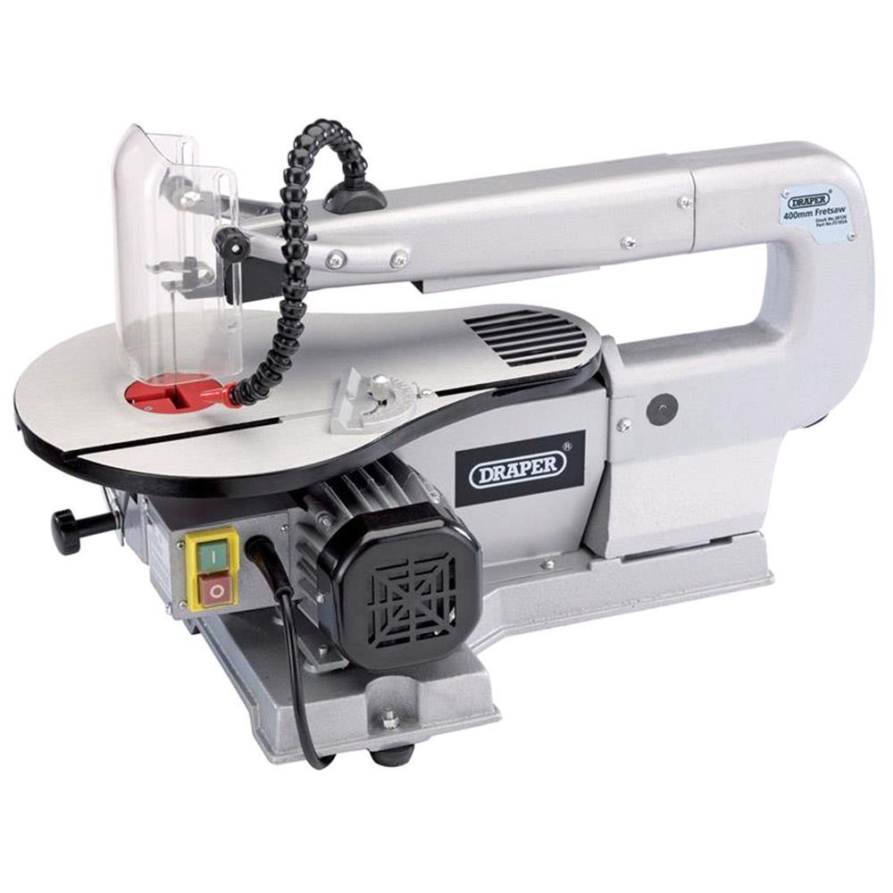 Draper 38126 400mm Fretsaw (85W)