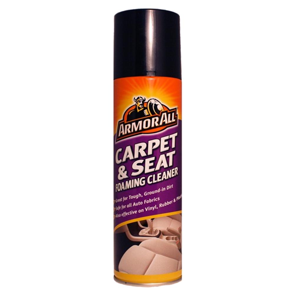 ArmorAll Carpet & Seat Foaming Cleaner   500ml