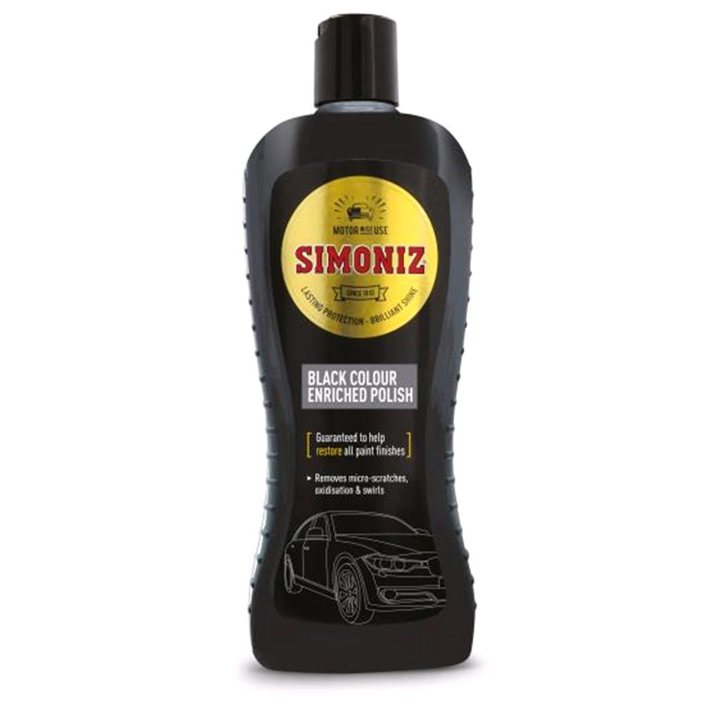 Simoniz Black Colour Polish 500ml