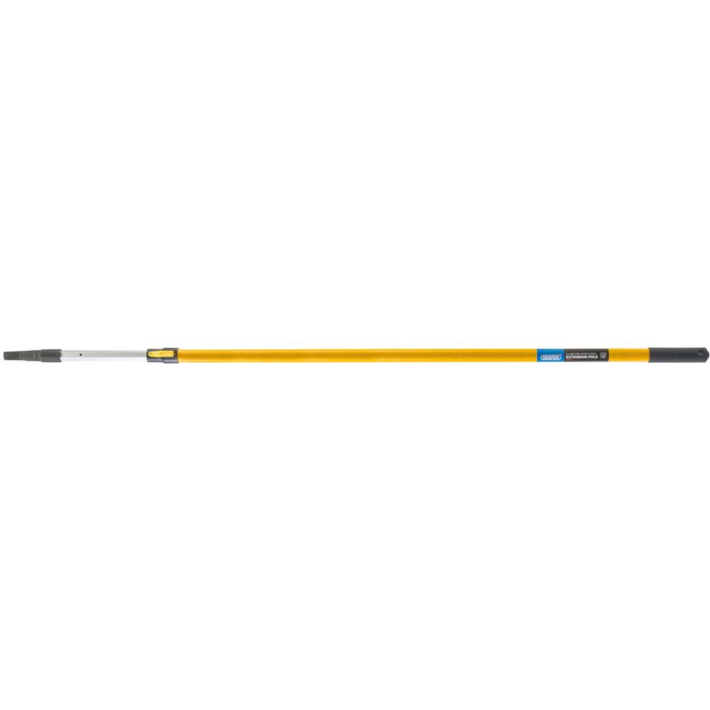 Draper 41570 Step Lock Fibreglass Extension Pole (2.4M)
