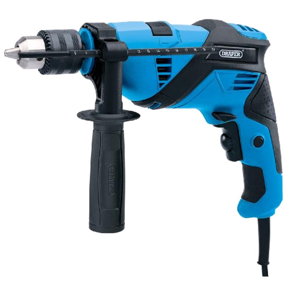 **Discontinued** Draper 20498 600W 230V Hammer Drill