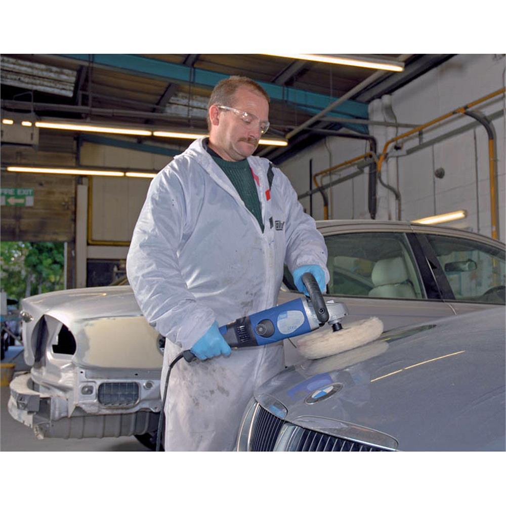 Draper Expert 44190 1500W 230V 180mm Angle Polisher
