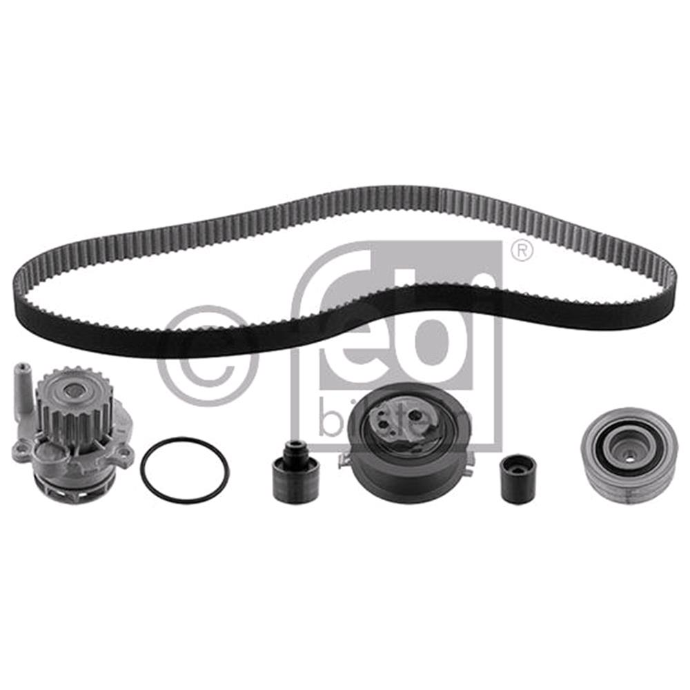 febi bilstein timing belt kit for skoda rapid spaceback 2013 onwards - 1 6  tdi [90hp  1598cc ]