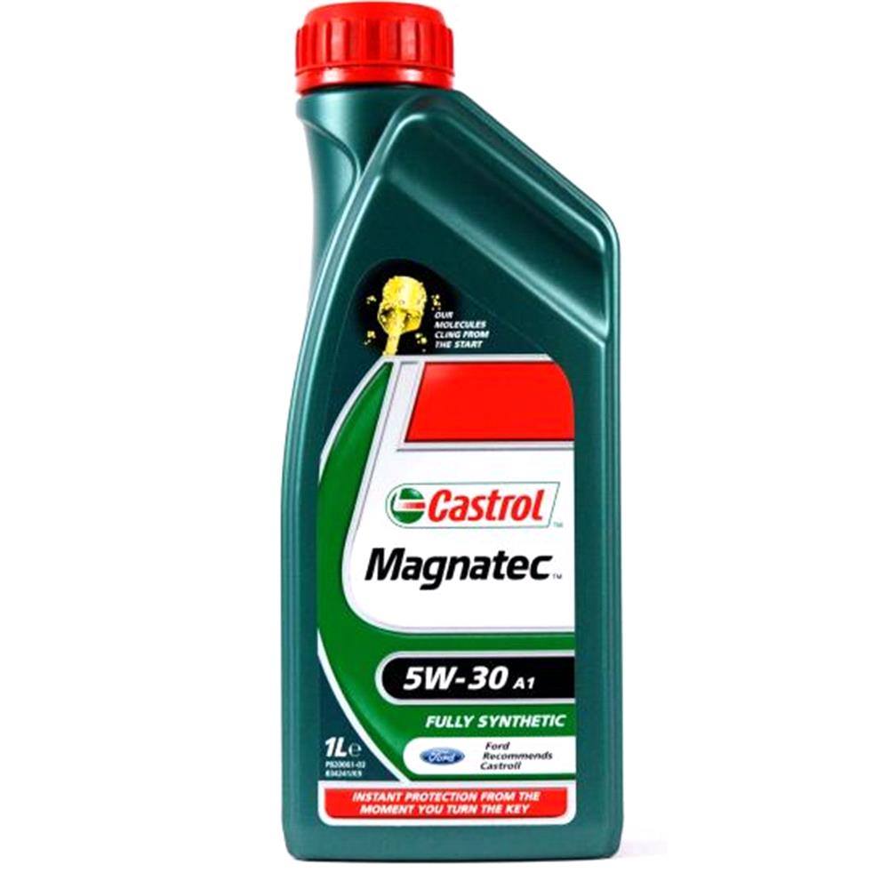 castrol magnatec 5w30  Castrol Magnatec 5w30 A5 Stop Start Fully Synthetic Engine Oil. 1 ...