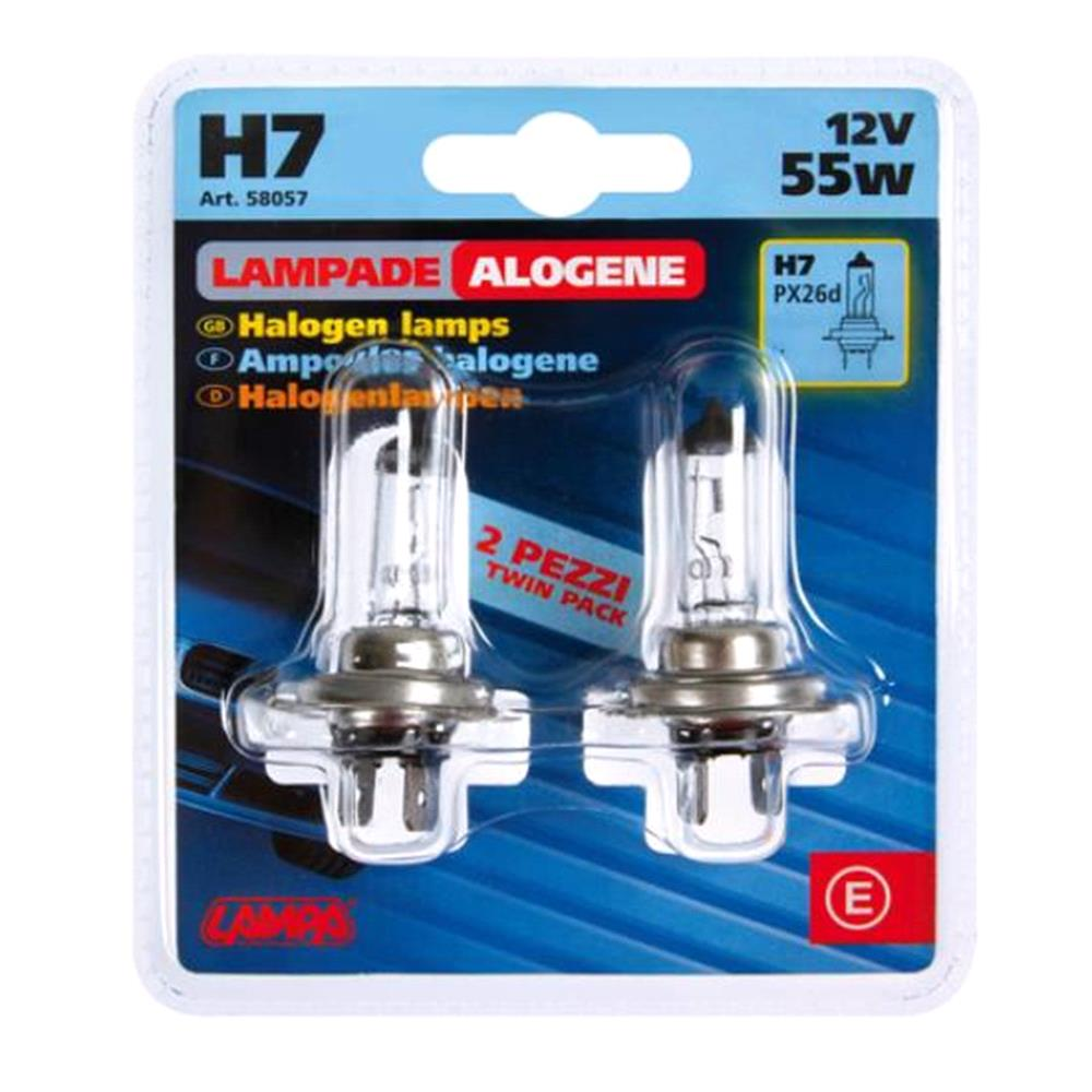 Lampa H7 Headlight bulbs() for Ssangyong Musso (Commercial) 2004   2005