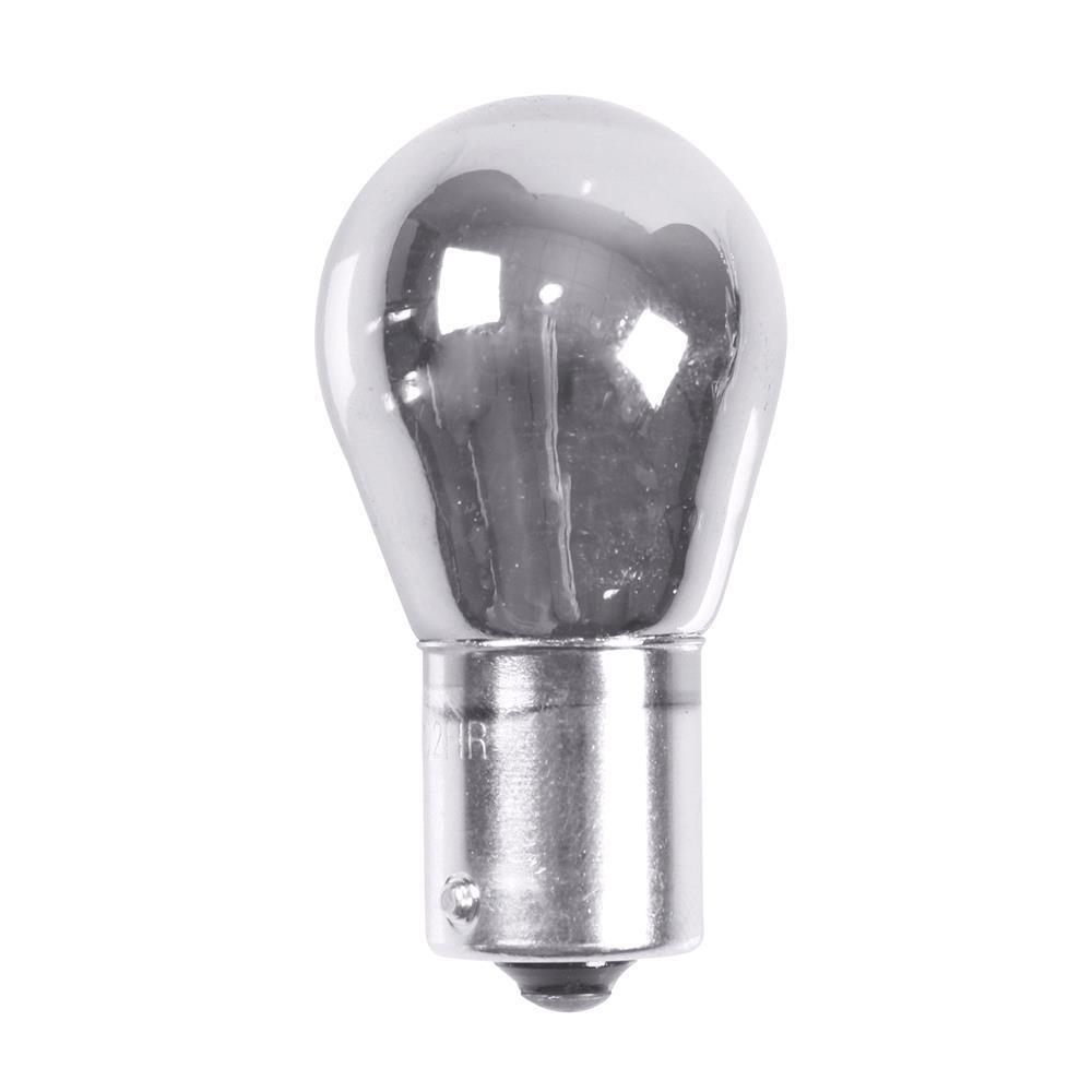 12V Single filament lamp   PY21W   21W   BAU15s   2 pcs    D/Blister   Chrome/Amber