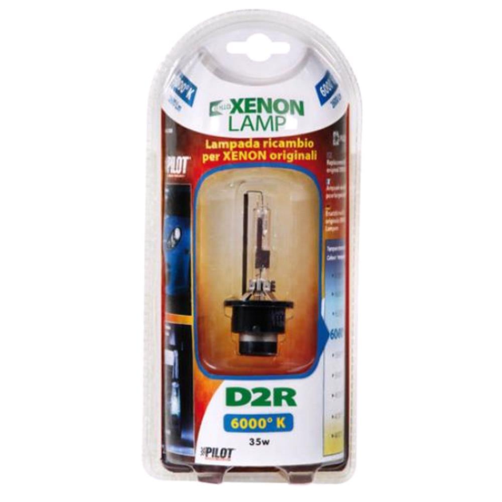 HID Xenon Lamp 6.000°K   D2R   35W   P32d 3   1 pcs    D/Blister