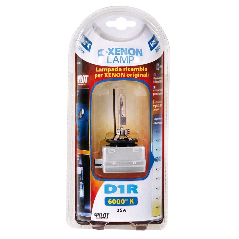 HID Xenon Lamp 6.000°K   D1R   35W   PK32d 3   1 pcs    D/Blister