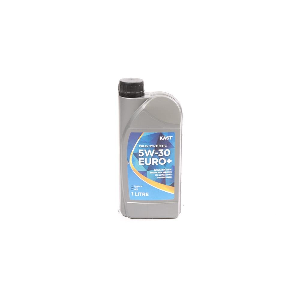 KAST 5w30 Euro+ Fully Synthetic Engine Oil. 1 litre