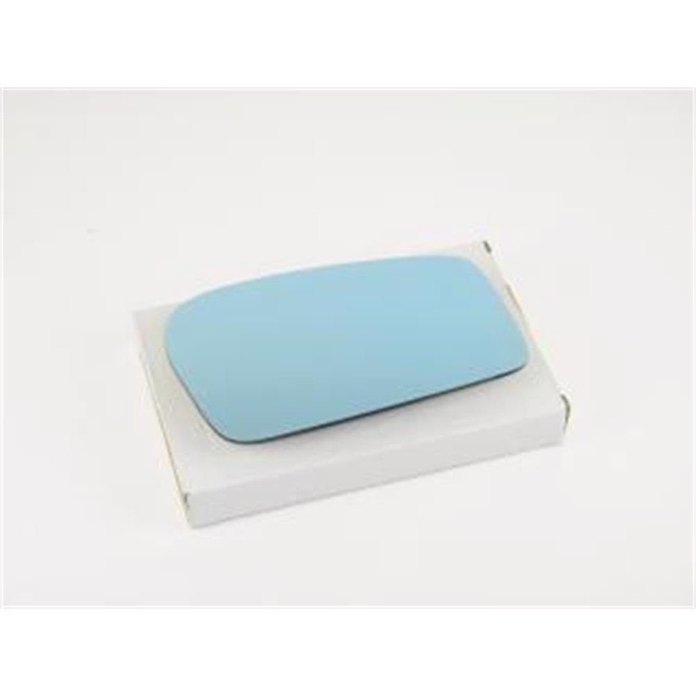 Right Blue Mirror Glass & Holder for Citroen SYNERGIE , 1994-2002