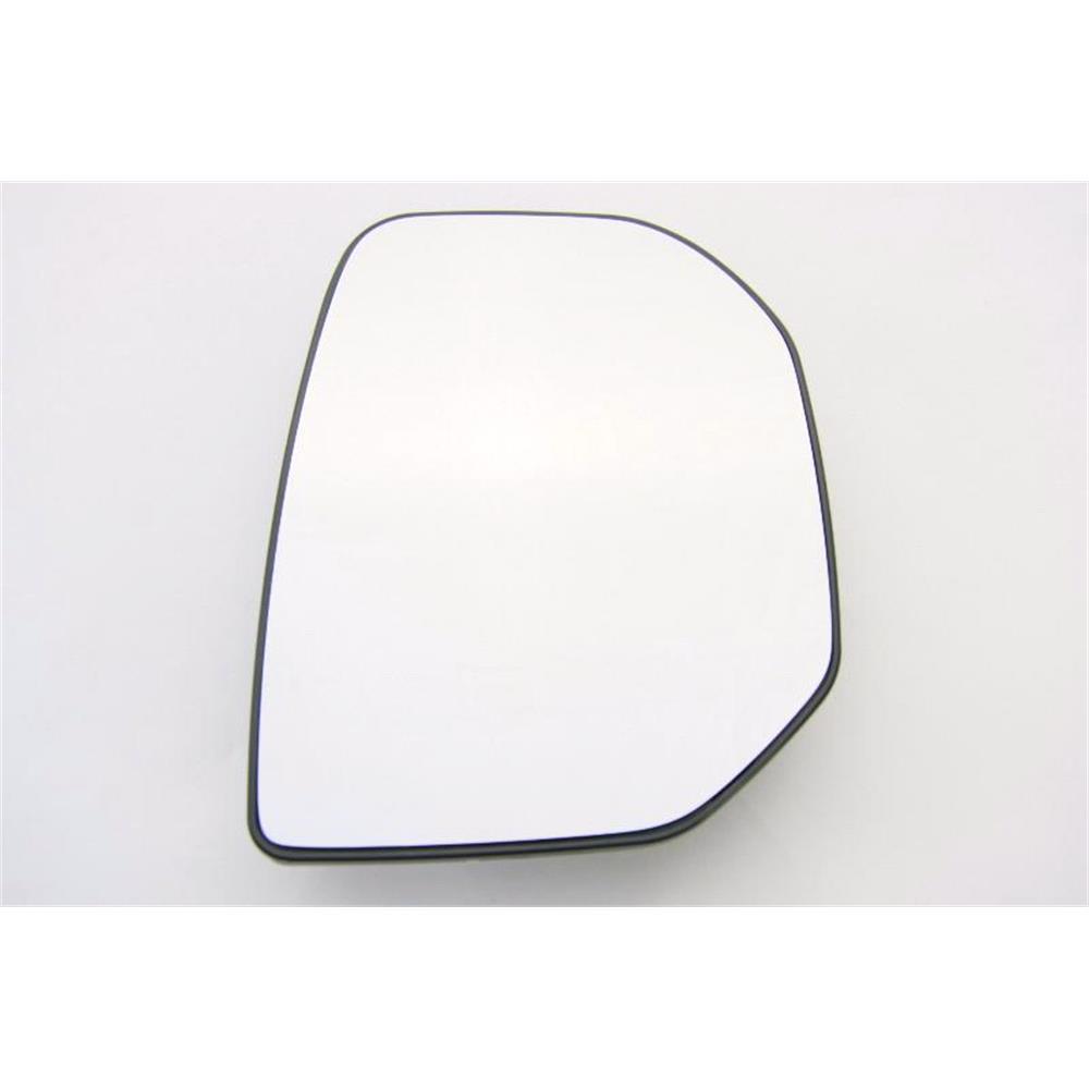 Left Passenger side Wing door mirror glass for Peugeot Bipper 2007-on
