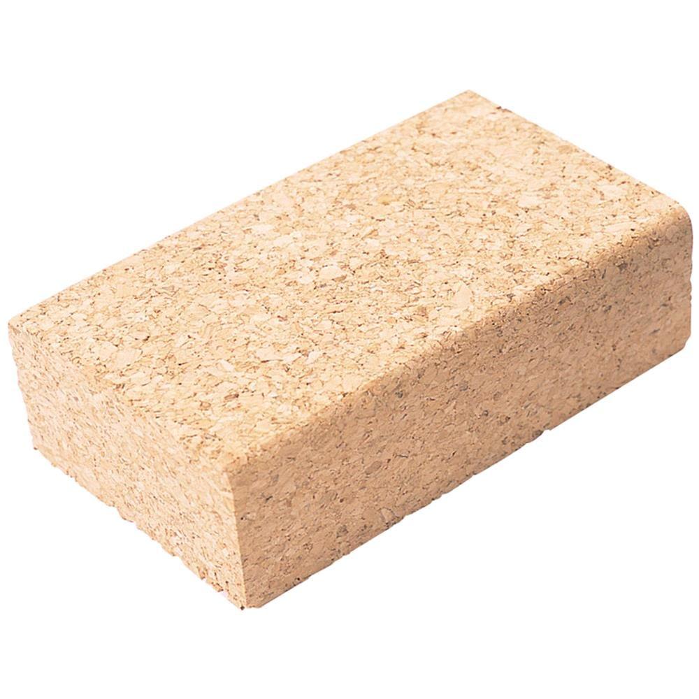 Draper 66082 110 x 65 x 30mm Cork Sanding Block