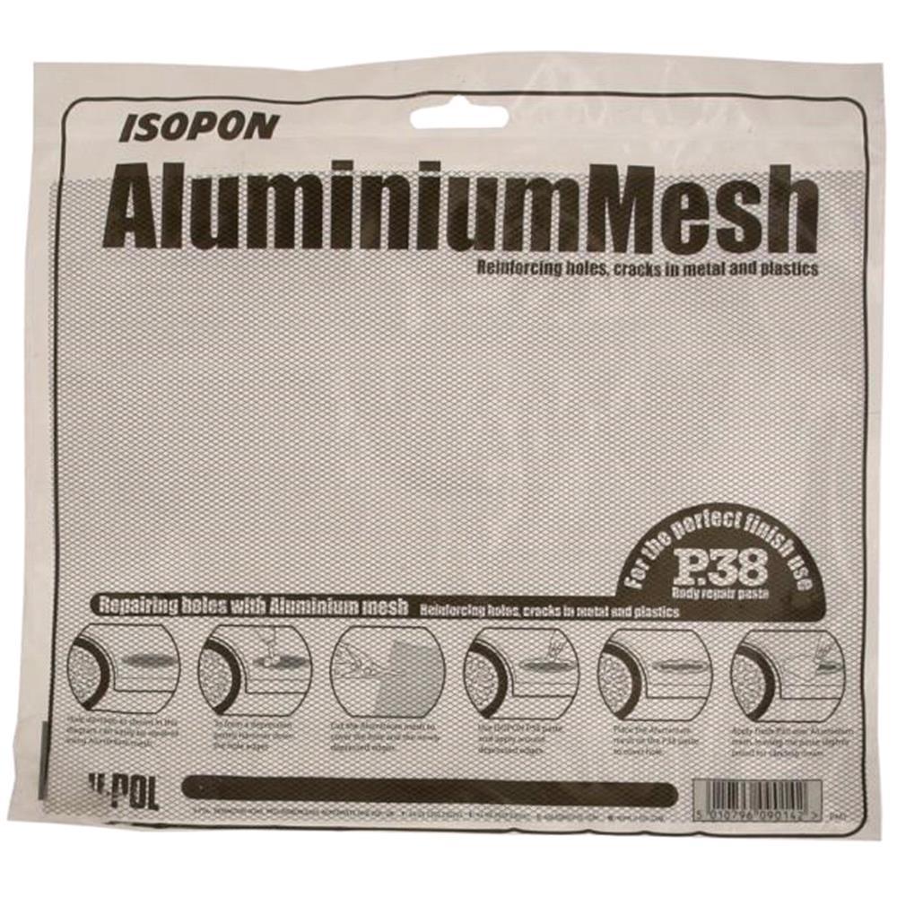 Aluminium Mesh   25cm x 20cm