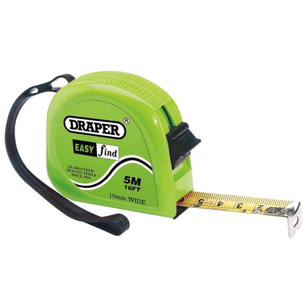 Draper 75881 Measuring Tapes (5M/16ft)