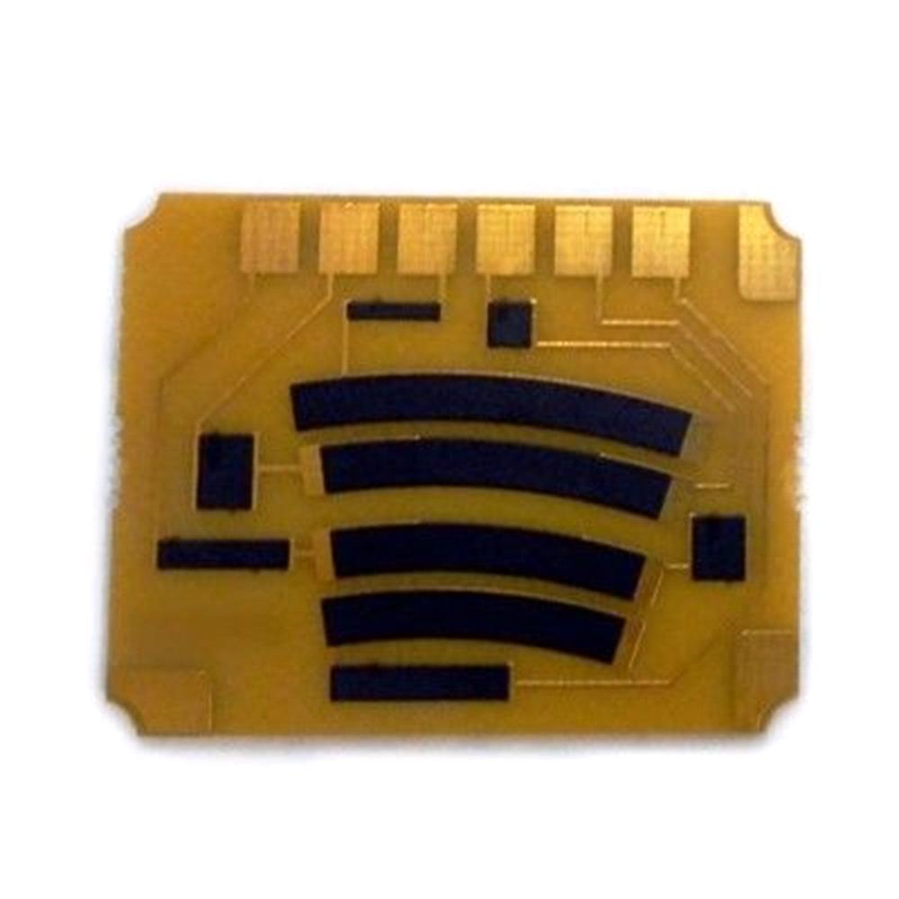 Accelerator potentiometer repair PCB