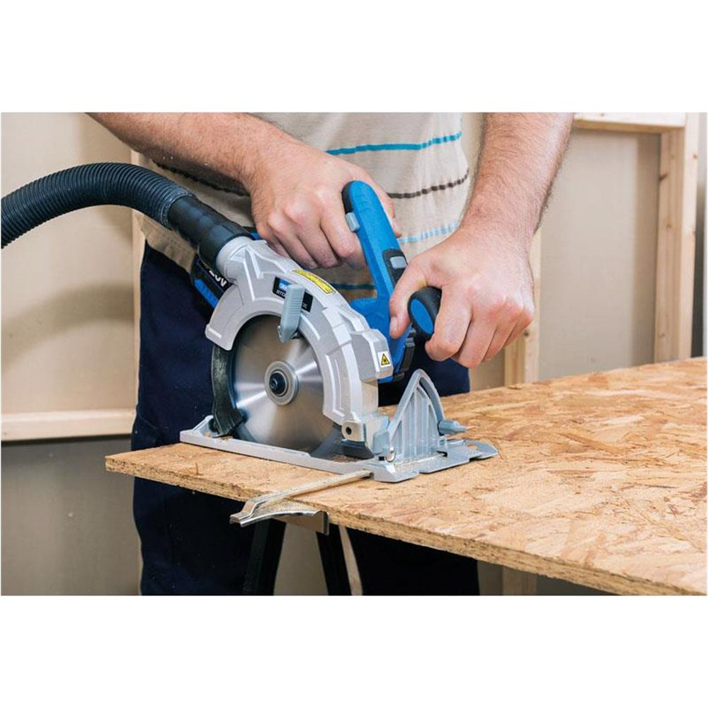 Draper 89451 Storm Force 20V Circular Saw   Bare (Battery Available Separately)