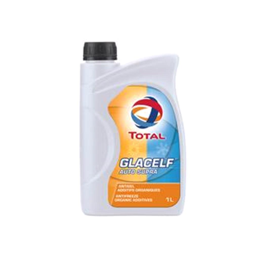 Glacelf Auto Supra Concentrated Long Life Coolant and Antifreeze (Pink) 1 Litre