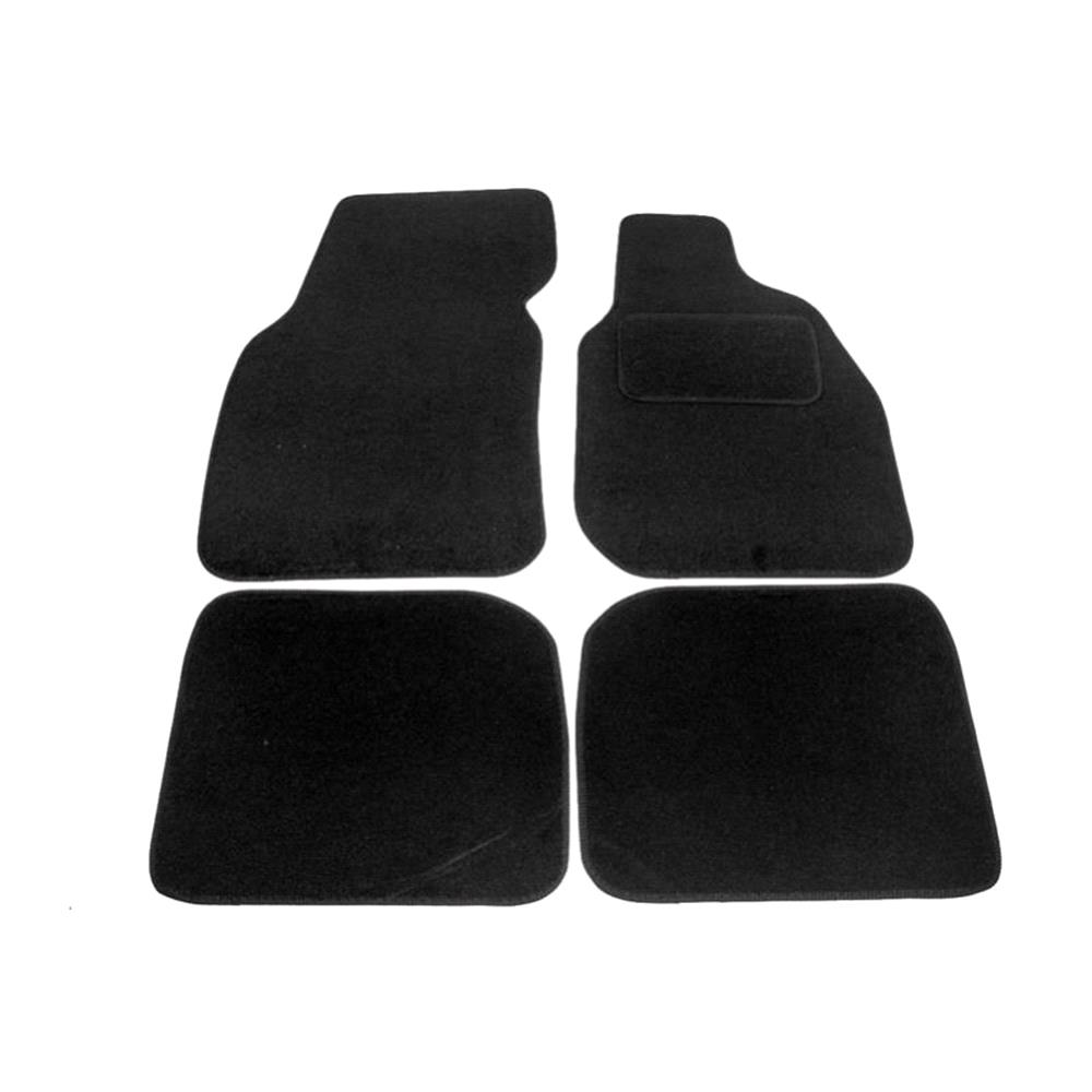 Fully Tailored Car Floor Mats Audi A6 Avant 1996 To 2003 Black