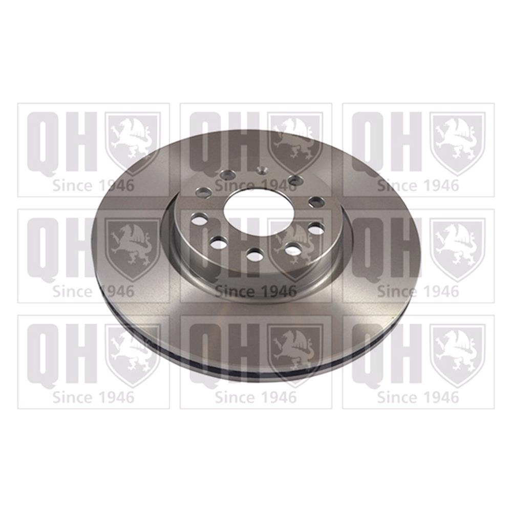 Quinton Hazell Front Brake Discs Pair Micksgarage Skoda Octavia 1 9tdi Fuse Box