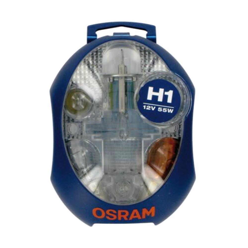 Osram Original H1 12V Spare Bulb Kit