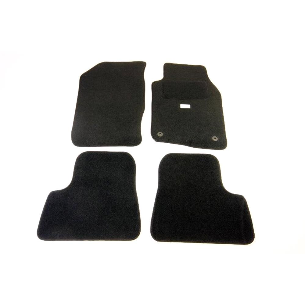 Fully Tailored Car Floor Mat Set For Peugeot 206+ 2009 To 2012 ...