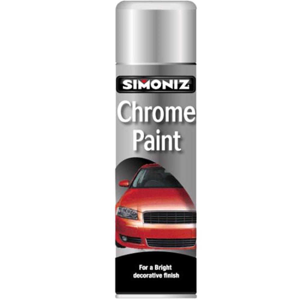 Simoniz Chrome Paint 500ml