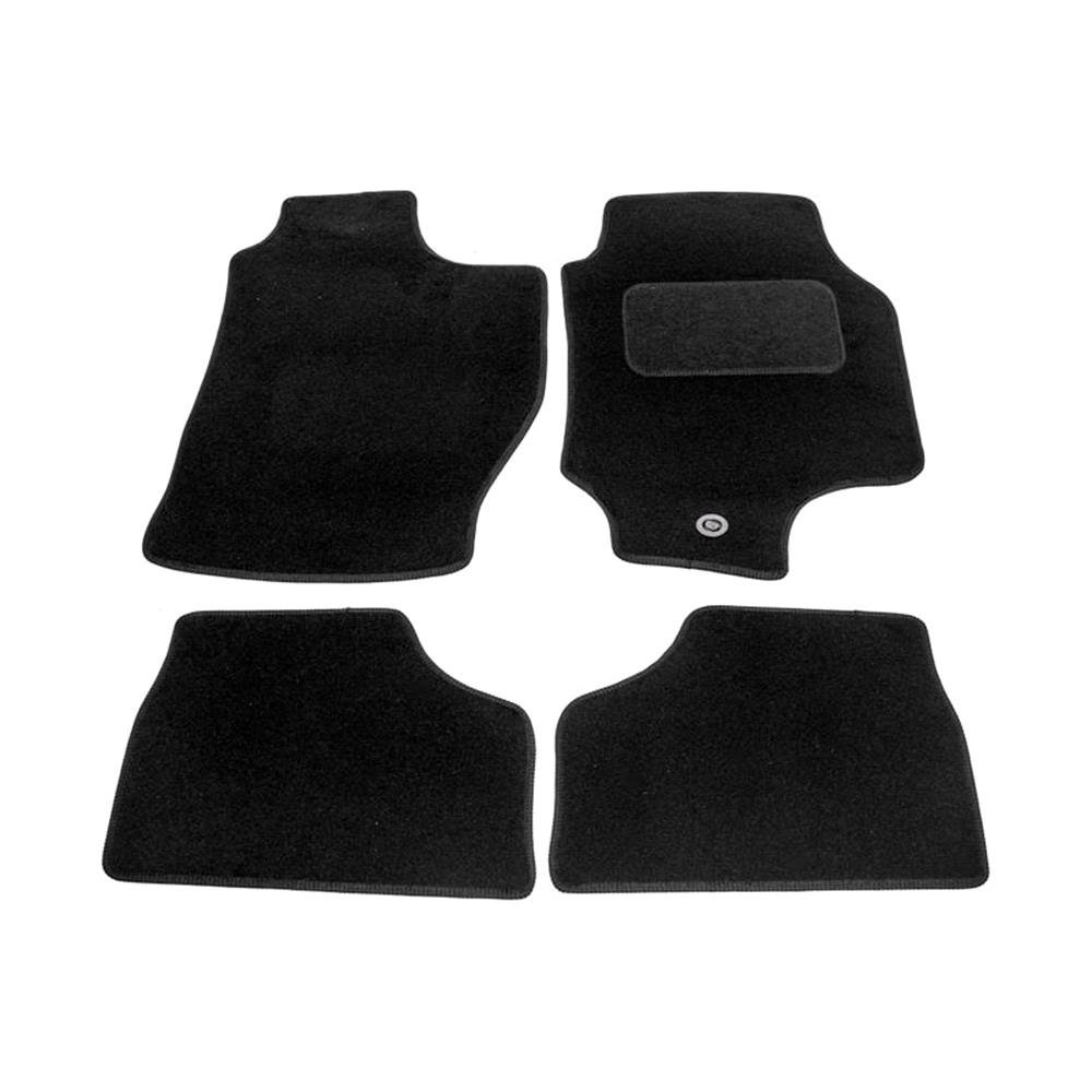 Vauxhall Astra Van To2006 Fully Tailored Black Carpet Car Mats
