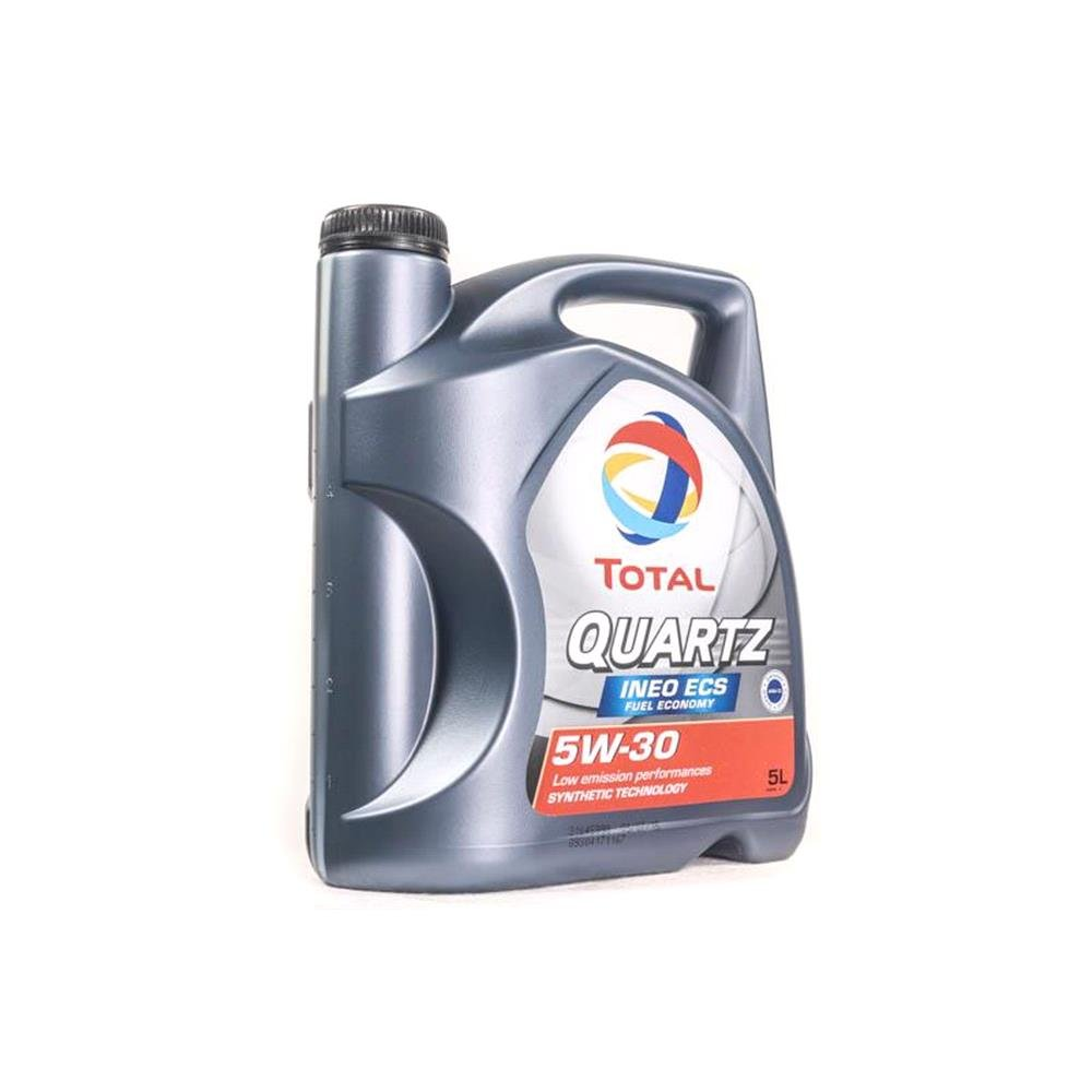 TOTAL Quartz Ineo ECS 5w30 Fully Synthetic Engine Oil  5 Litre