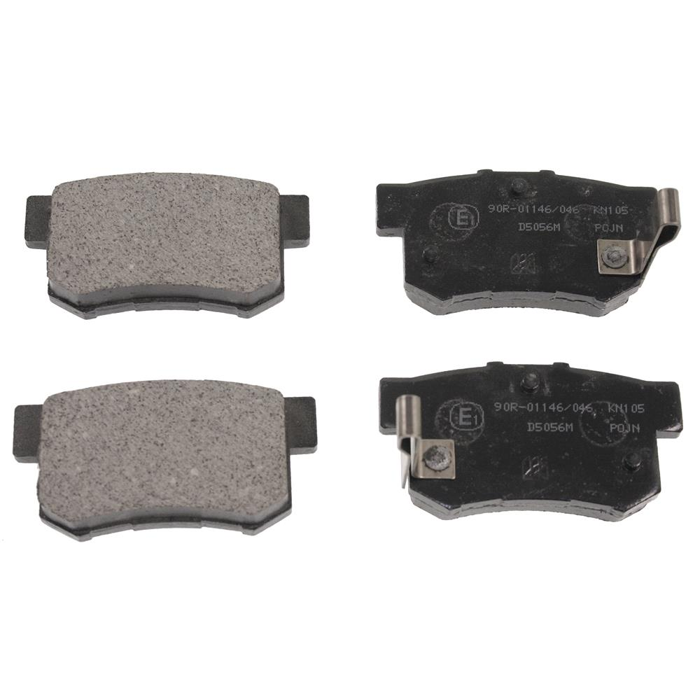 Blueprint rear brake pads full set for rear axle micksgarage blueprint rear brake pads full set for rear axle malvernweather Images