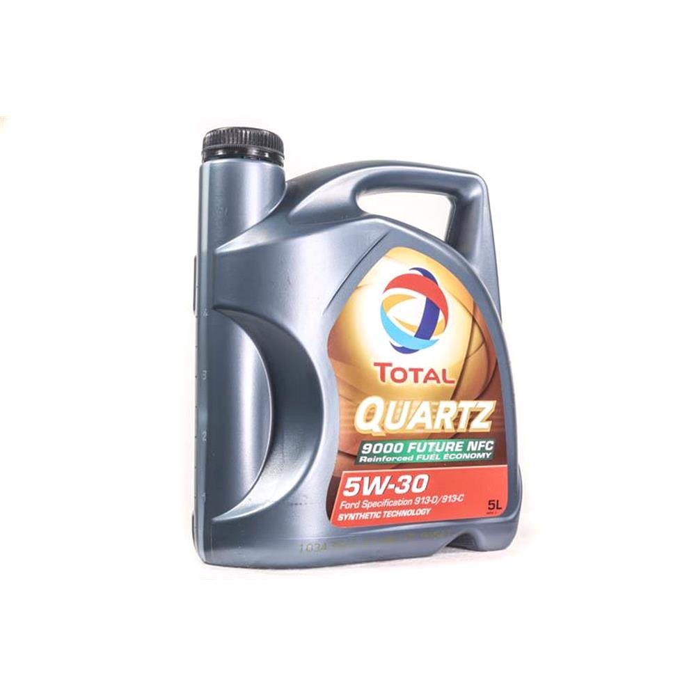 TOTAL Quartz 9000 Future NFC 5w30 Fully Synthetic Engine Oil  5 Litre