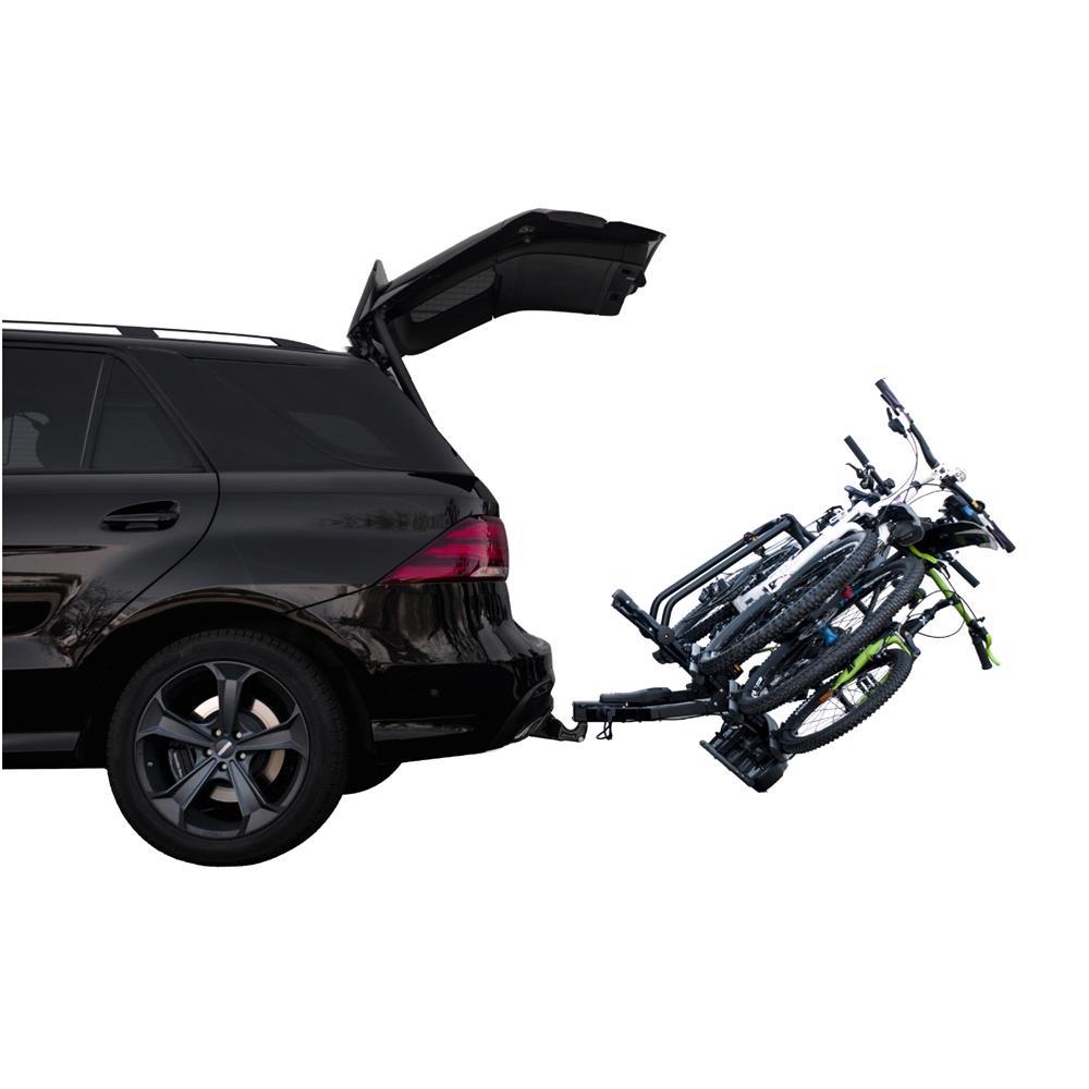 Aguri Active 3 Bike Tow Bar Mounted Carrier Nissan Micra V 2017