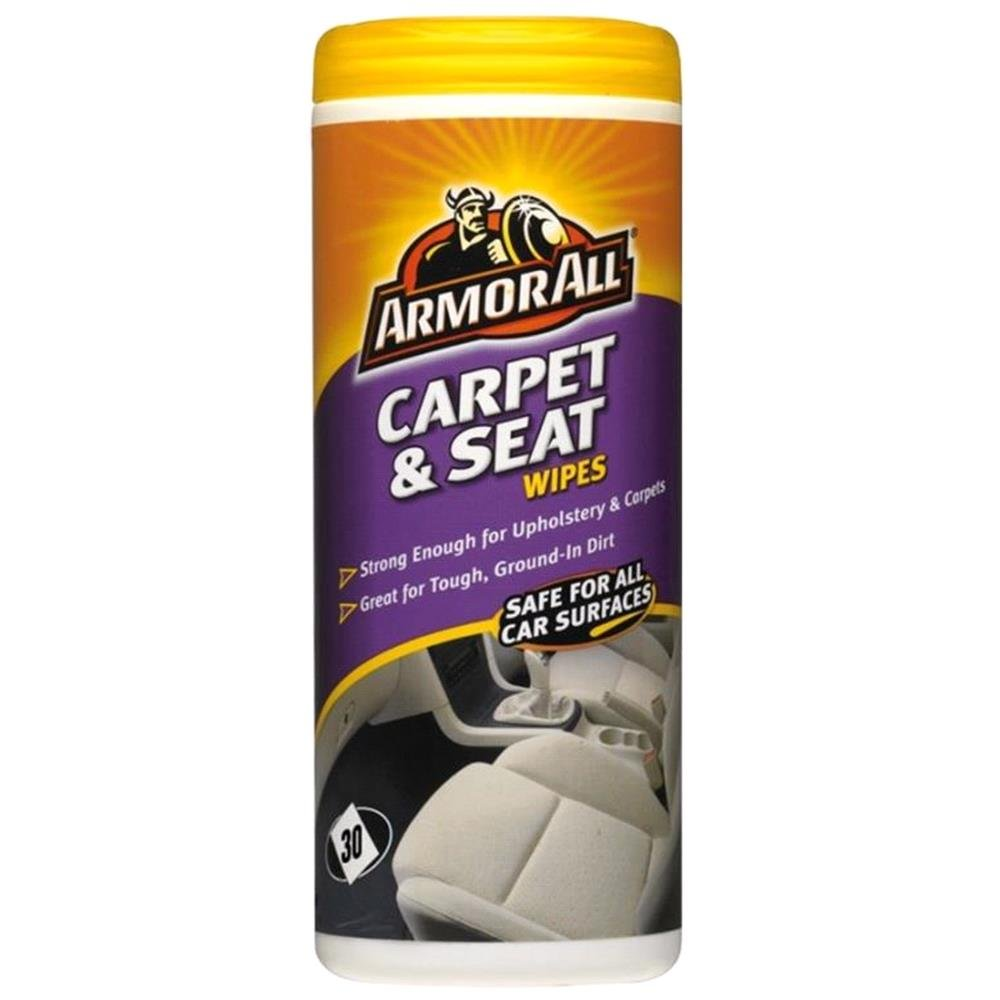 ArmorAll® Carpet & Seat Wipes   Tub of 30