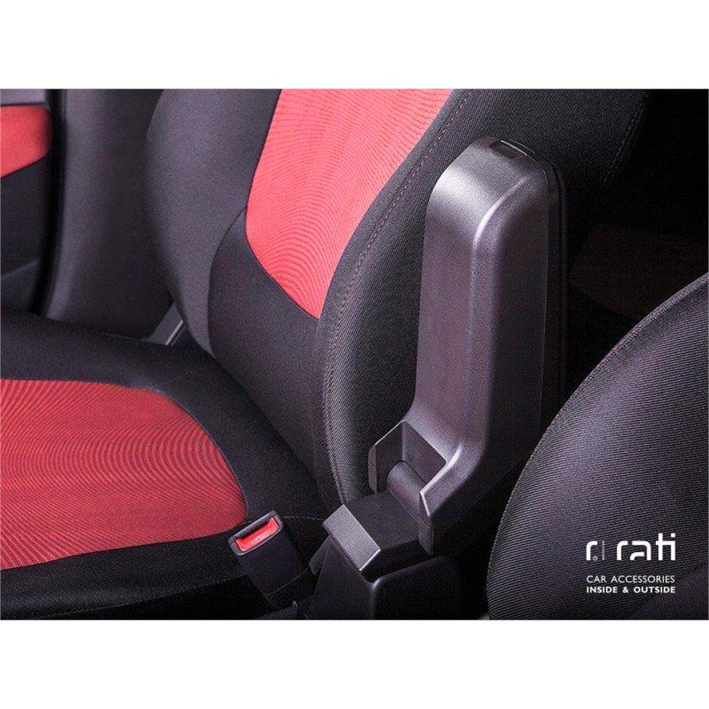 Tailor Made Armster Standard Armrest to Fit OPEL CORSA D 2006 to 2014 -  Vauxhall CORSAVAN Mk IV 2006 to 2014