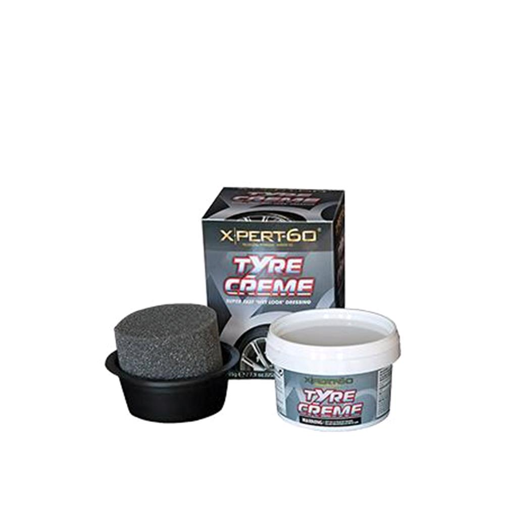 Concept® Xpert 60 Super fast 'wet look' Tyre Creme