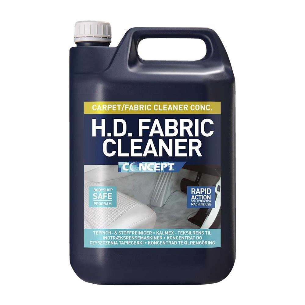Concept H.D.Fabric Cleaner 5L