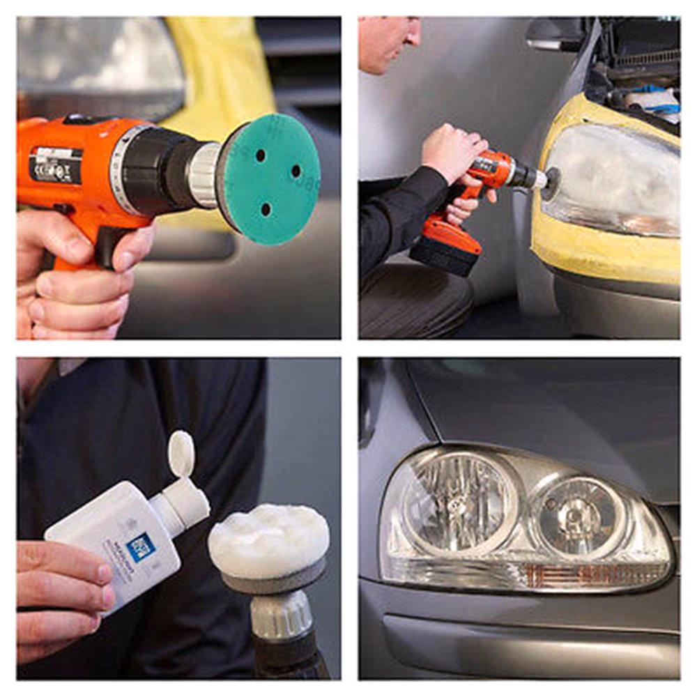 Autoglym Headlight Restoration Complete Kit