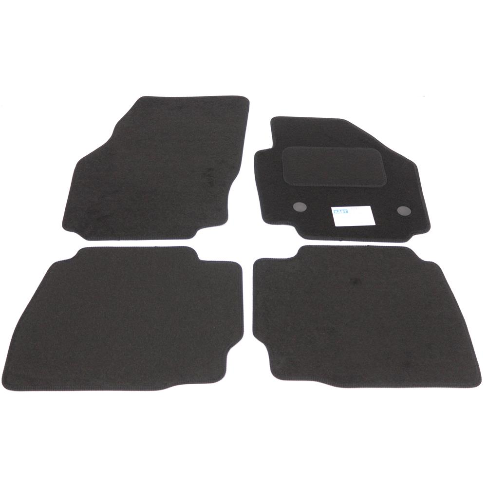 Fully Tailored Car Floor Mats Ford Mondeo Iv Estate 2012 2013 Round Clip