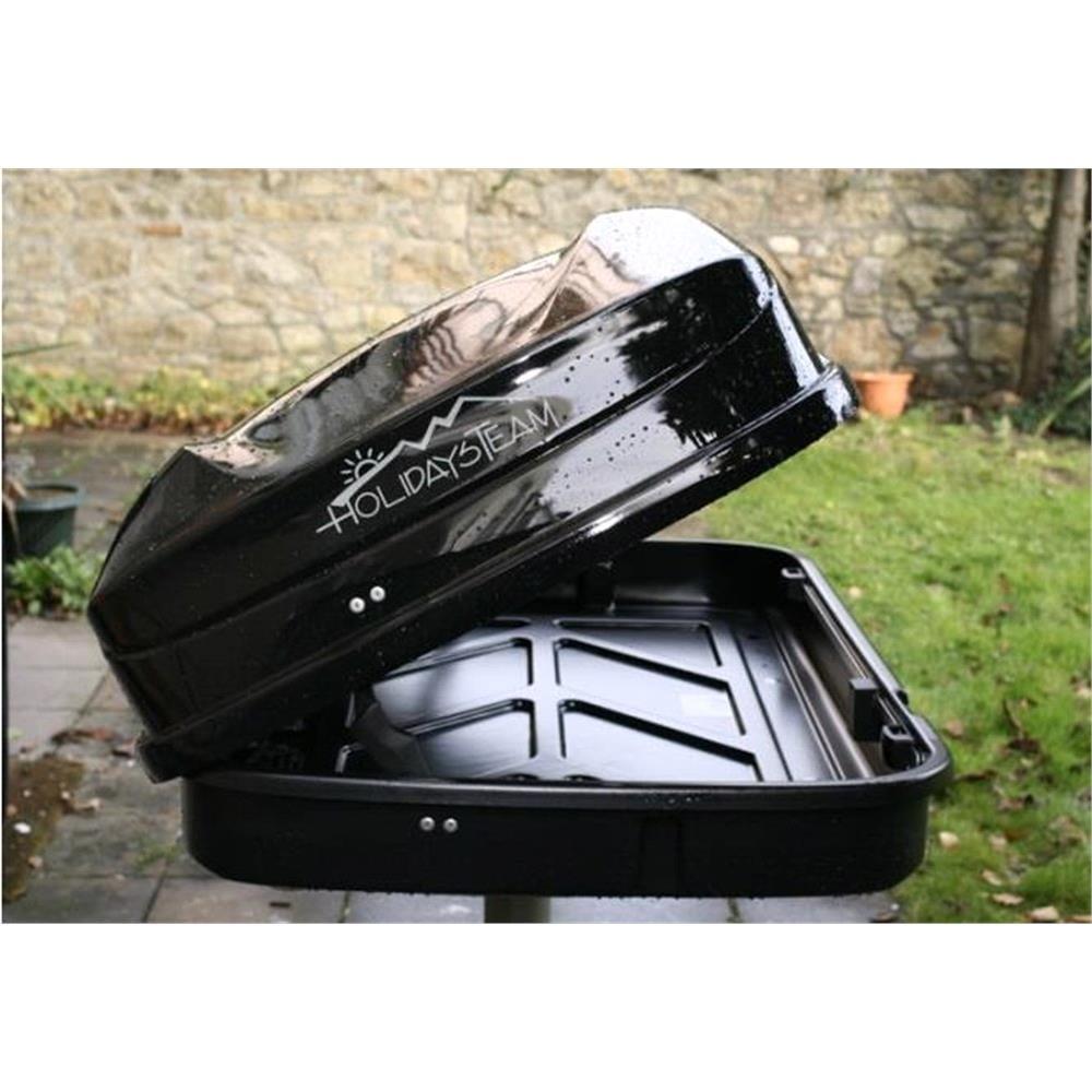 Junior 420L Gloss Black Roof Box