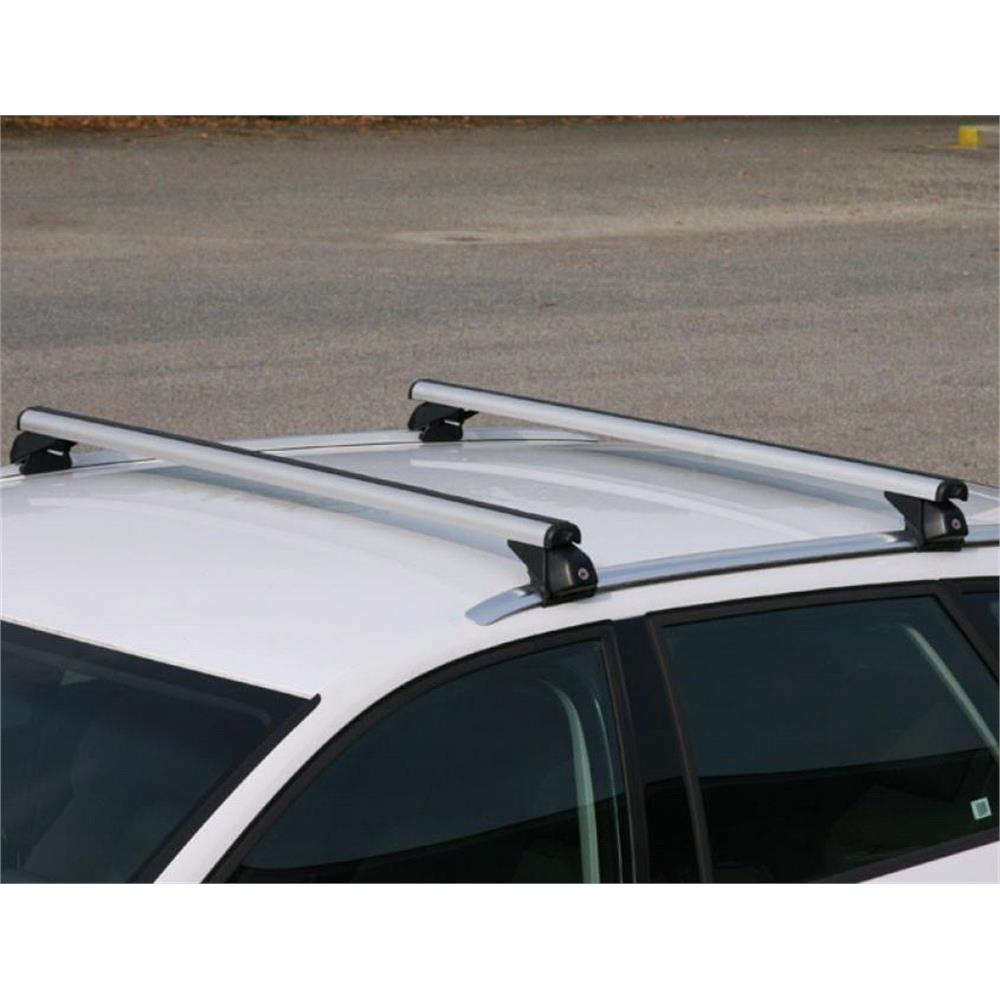Roof Bars For Solid Roof Rails Ford Fiesta Vii 2017