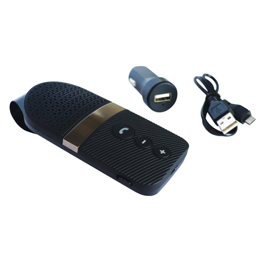 Bluetooth Handsfree Kit   Supports 2 Phones