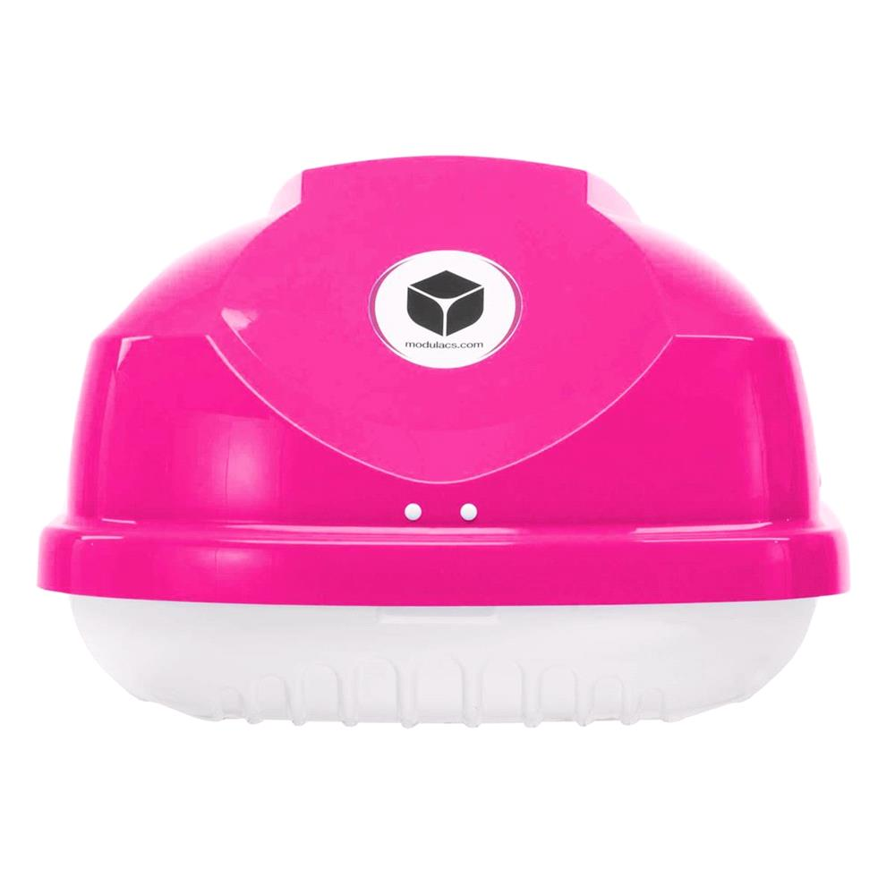 Travel Sport 370L Pink Roof Box