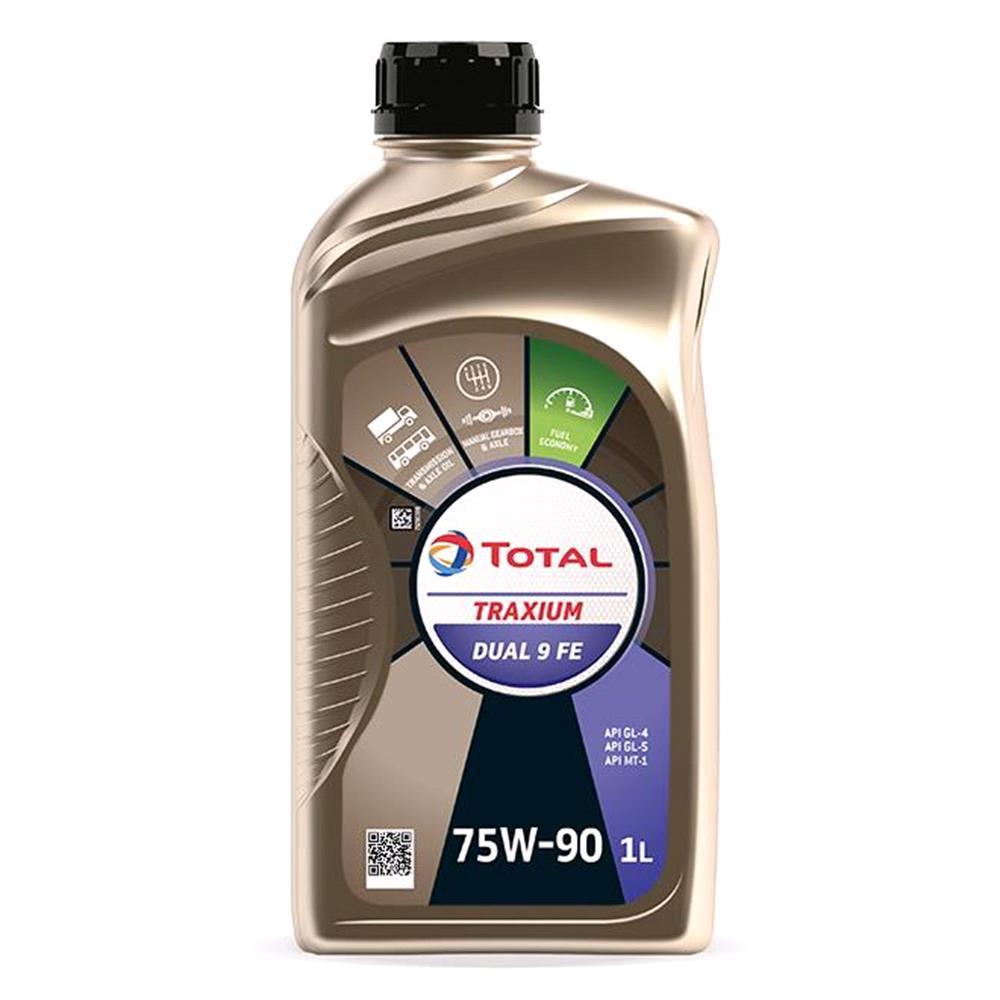 TOTAL Transmission Syn FE 75w90. 1 Litre
