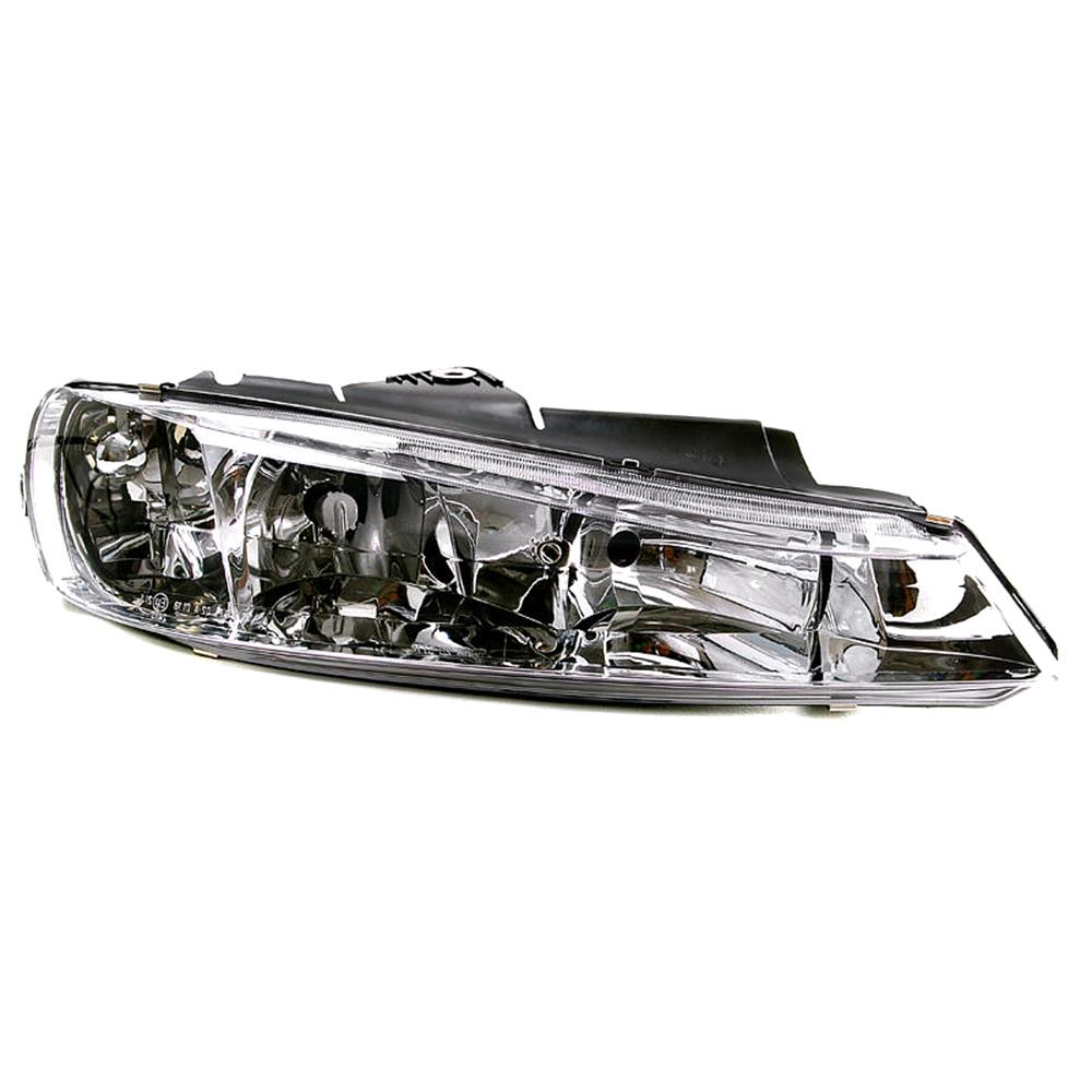 Peugeot 406 1999-2004 Electric Headlight Front Lamp RIGHT RH
