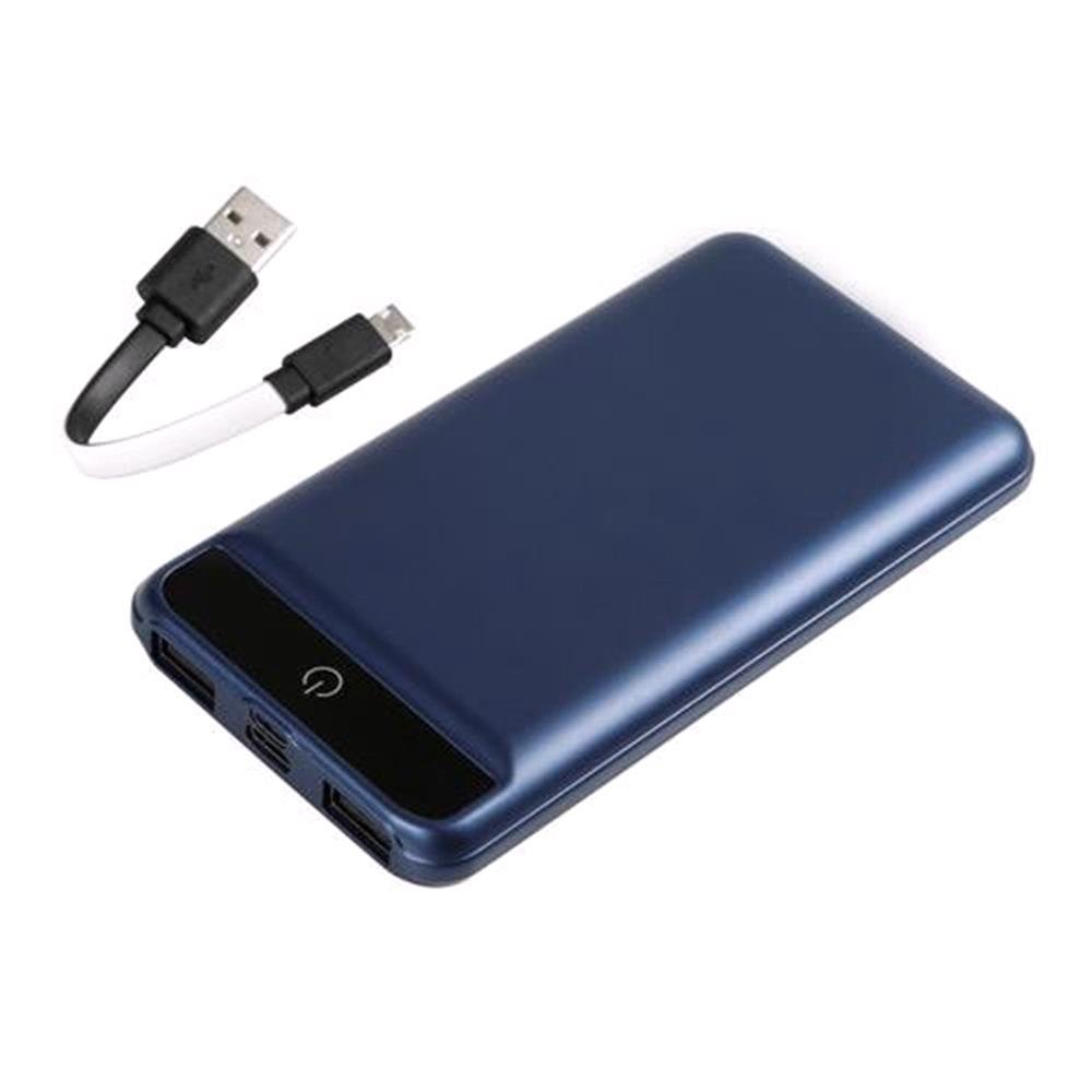 10000mAh, Smart Portable USB Power Bank