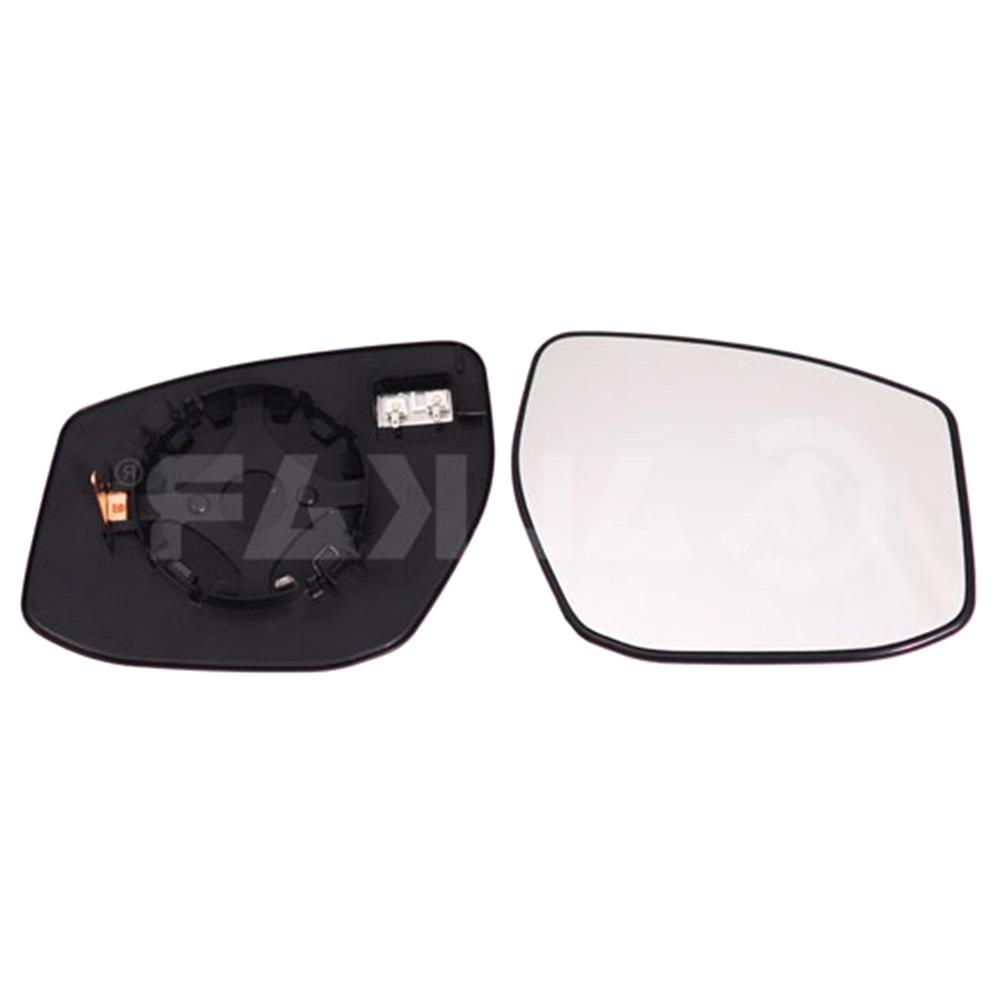 Right Mirror Glass Heated Holder For Nissan Pulsar 2014 2018 Fuse Box