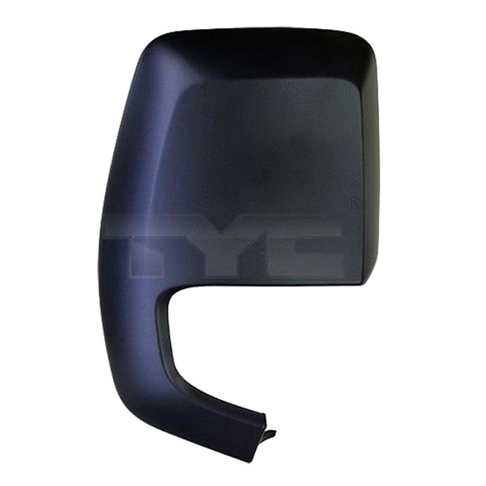 Right Mirror Cover (Black) For Ford Transit Custom Van