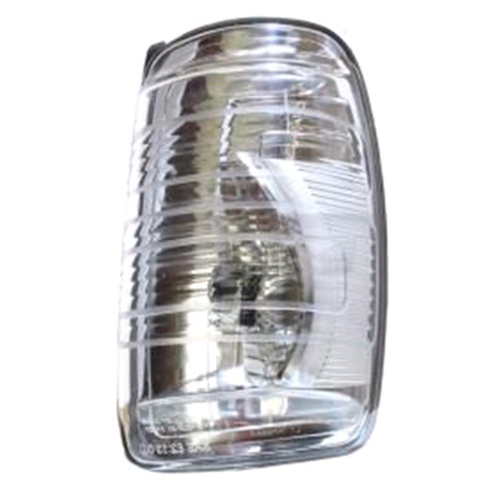 Right mirror indicator clear lens for ford transit bus for Garage ford lens