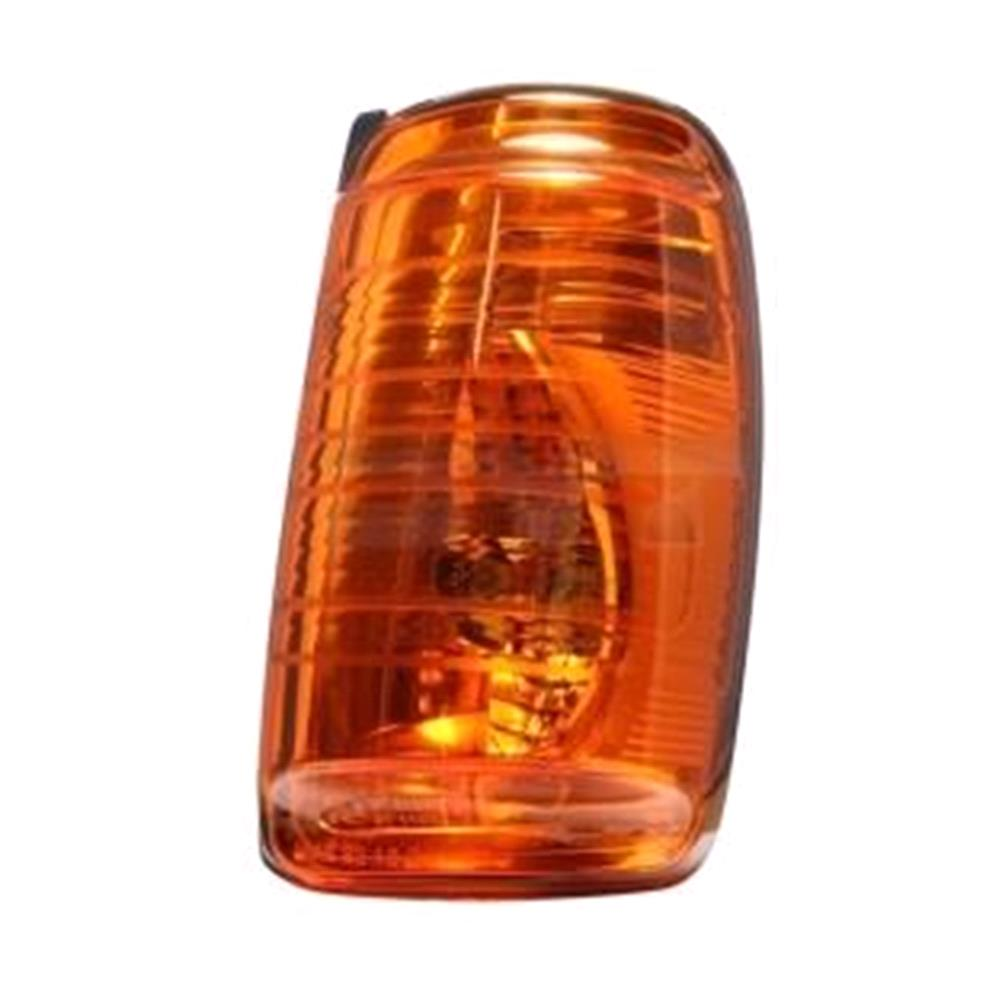Right mirror indicator amber lens for ford transit for Garage ford lens